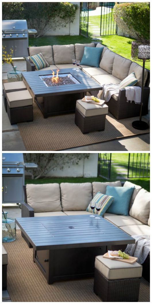 Fire Pit Seating Ideas 89
