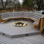 Fire Pit Seating Ideas 95