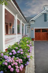 Flower Beds In Front Of House 115