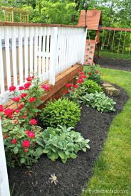 Flower Beds In Front Of House 45