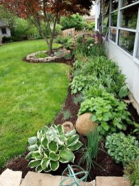 Flower Beds In Front Of House 58