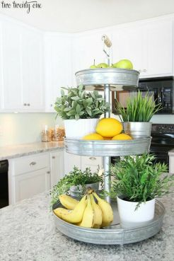 Galvanized Decor Ideas 128