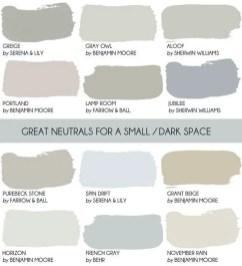 Interior Paint Colors 38