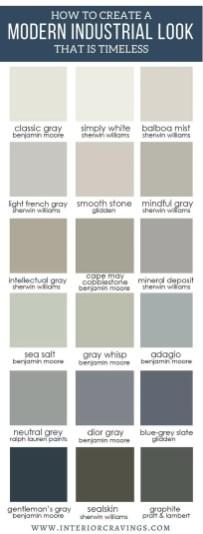 Interior Paint Colors 96