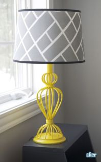 Lamp Makeover 1