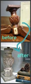 Lamp Makeover 100