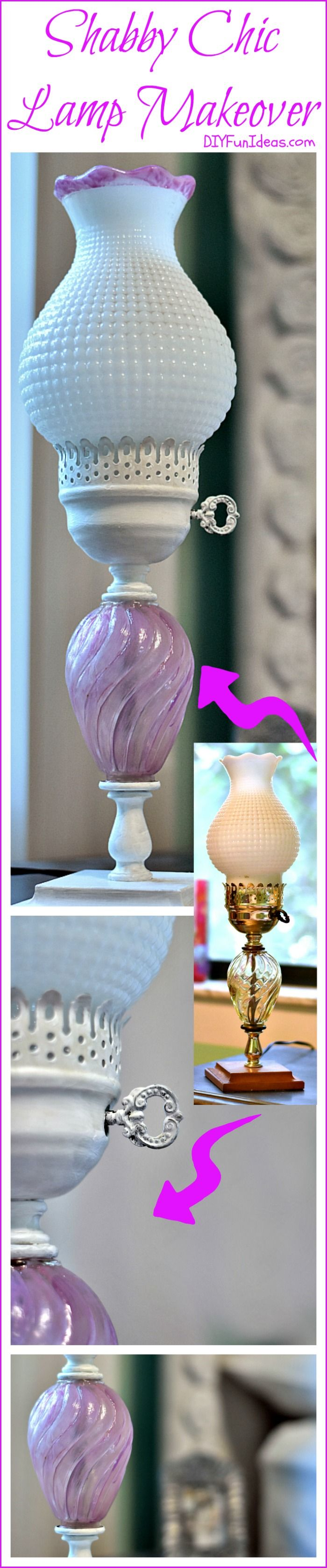 Lamp Makeover 16