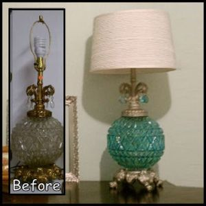 Lamp Makeover 36