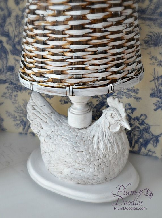 Lamp Makeover 39