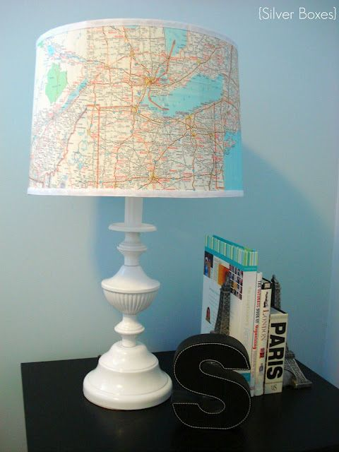 Lamp Makeover 5