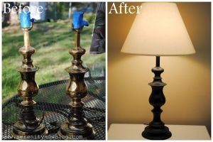 Lamp Makeover 72