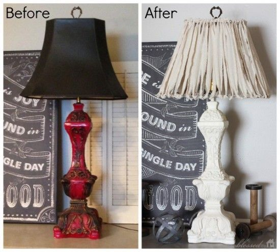 Lamp Makeover 77