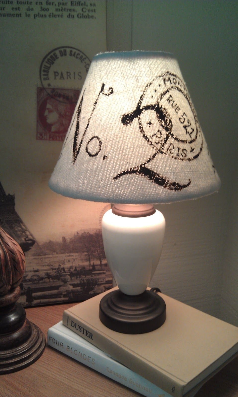 Lamp Makeover 86