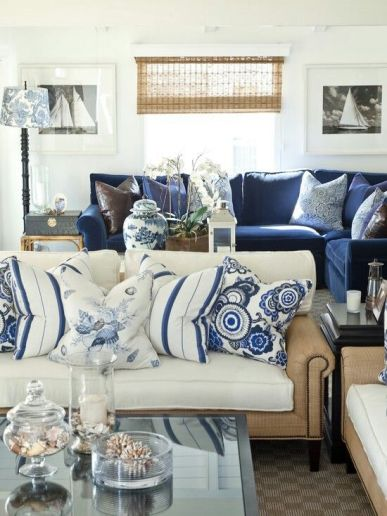 Living Room Pillows 37