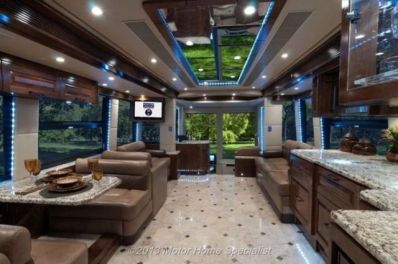 Motorhome RV Trailer Interiors 100