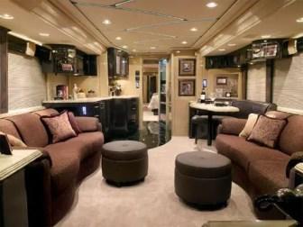 Motorhome RV Trailer Interiors 116