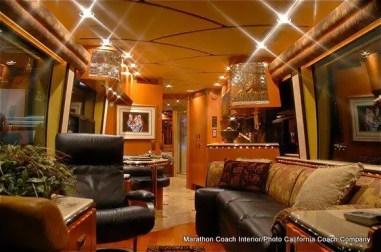 Motorhome RV Trailer Interiors 120
