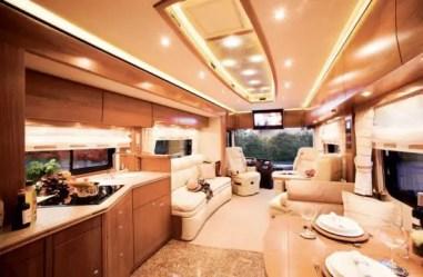 Motorhome RV Trailer Interiors 121