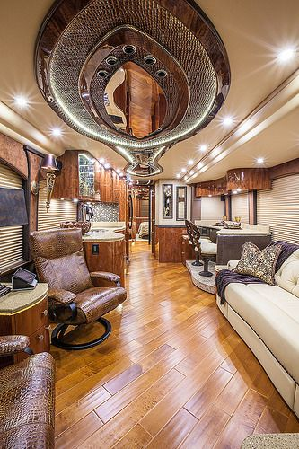 Motorhome RV Trailer Interiors 123