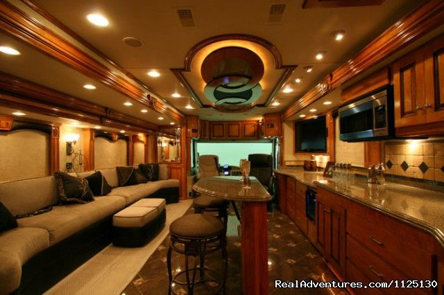 Motorhome RV Trailer Interiors 124