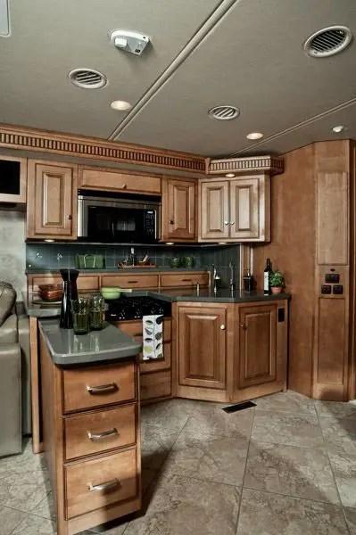 Motorhome RV Trailer Interiors 125