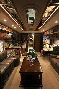 Motorhome RV Trailer Interiors 136