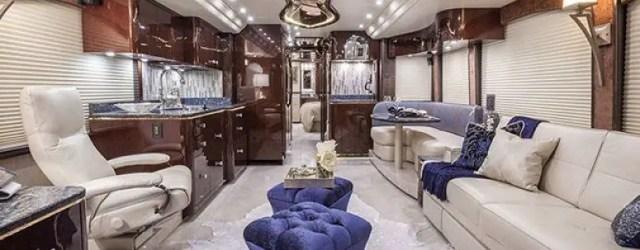 Motorhome RV Trailer Interiors 138
