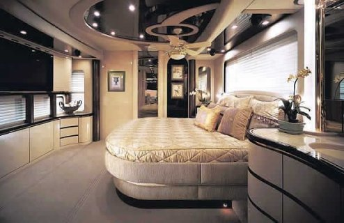 Motorhome RV Trailer Interiors 146