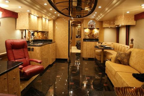 Motorhome RV Trailer Interiors 16