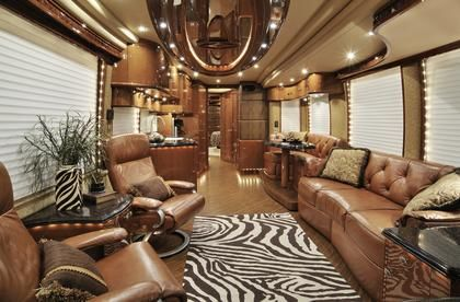 Motorhome RV Trailer Interiors 17