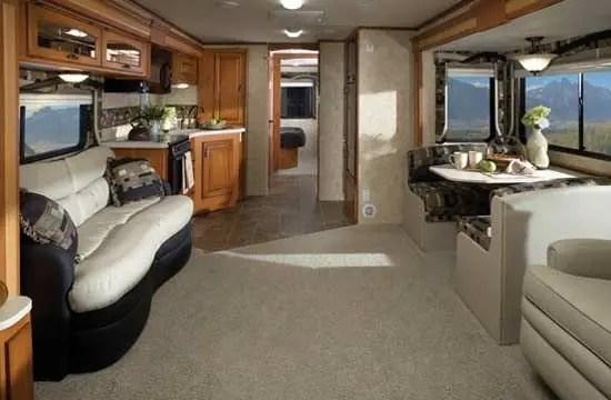 Motorhome RV Trailer Interiors 22