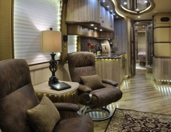 Motorhome RV Trailer Interiors 25
