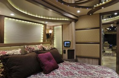 Motorhome RV Trailer Interiors 28