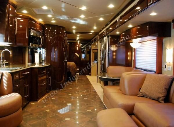 Motorhome RV Trailer Interiors 37