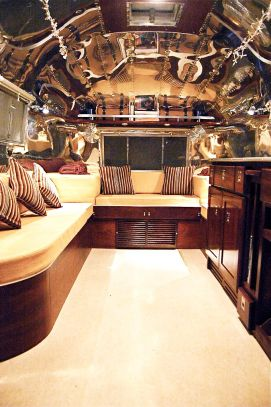 Motorhome RV Trailer Interiors 38