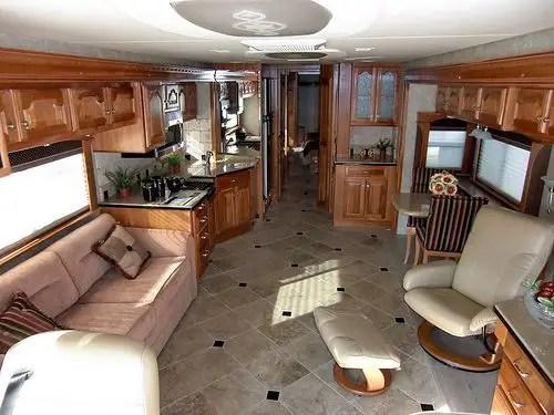 Motorhome RV Trailer Interiors 41