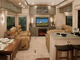 Motorhome RV Trailer Interiors 5