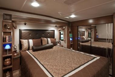 Motorhome RV Trailer Interiors 55
