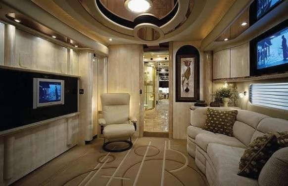 Motorhome RV Trailer Interiors 61