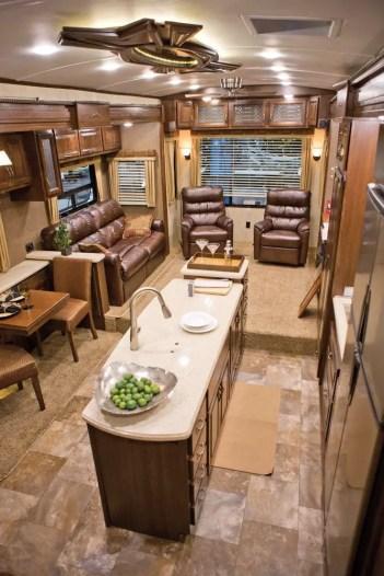 Motorhome RV Trailer Interiors 62