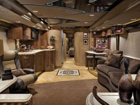 Motorhome RV Trailer Interiors 69