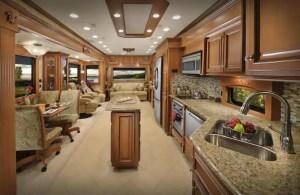 Motorhome RV Trailer Interiors 77