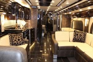 Motorhome RV Trailer Interiors 79