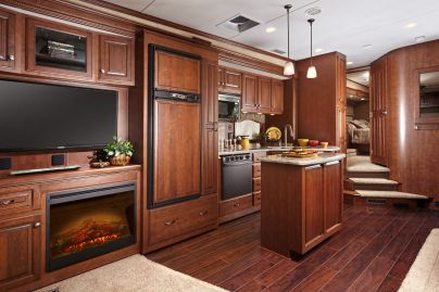 Motorhome RV Trailer Interiors 83
