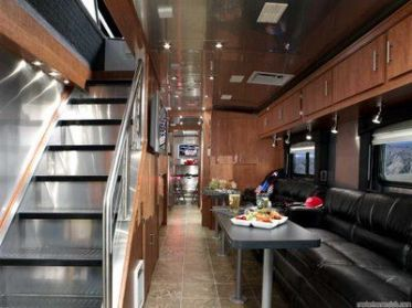 Motorhome RV Trailer Interiors 91