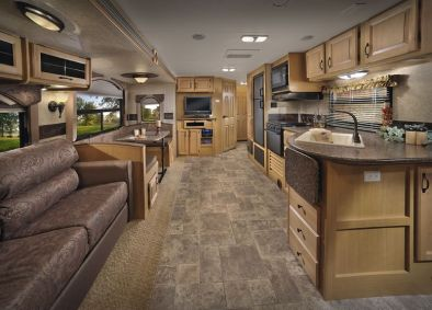 Motorhome RV Trailer Interiors 97