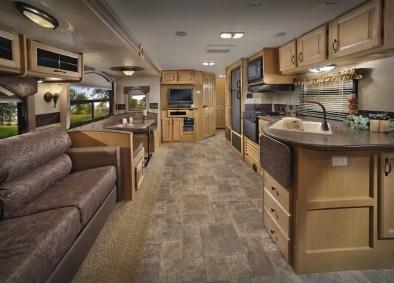 Motorhome RV Trailer Interiors 97