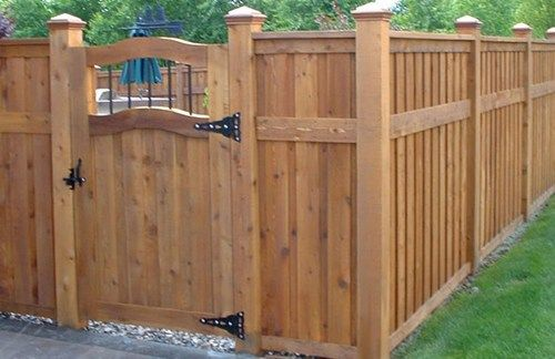 Privacy Fence Ideas 131