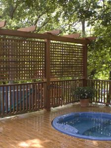 Privacy Fence Ideas 73