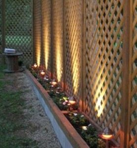 Privacy Fence Ideas 75